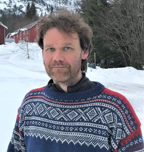Tekstglad skuespiller: Cato Skimten Storengen fra Hedalen.