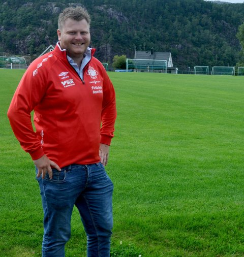 FFK: Sigurd Åtland håper og tror at FFK skal stable et solid A-lag på bena, når breddefotballen etter hvert tillates igjen.