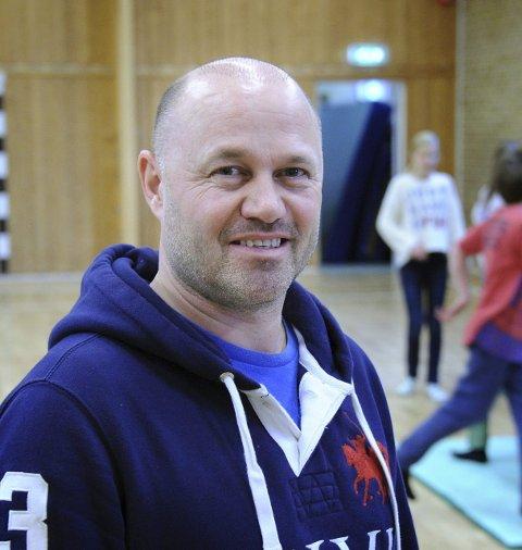 Ny rolle Glenn Rostad får det sportslige ansvaret i FFK-styret. Han overtar rollen som Jon Hermansen har hatt. (foto: geir a. carlsson)