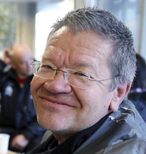 Haugesund-ordfører: Arne-Christian Mohn. Arkivfoto: Grethe Nygaard