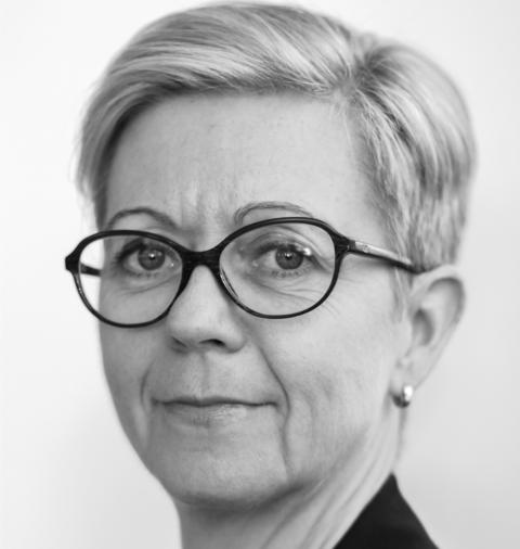 DIREKTØR: Bente Hayes er ny administrasjonssjef i Sykehusinnkjøp HF.