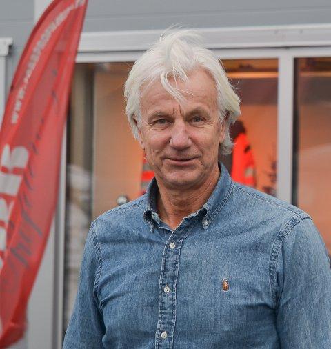 Den tidligere Odd-spissen Ulf Moen har sammen med Bente Johnsen store planer for Jobbprofilering i 2019. I første omgang ønsker de å ansette en selger.