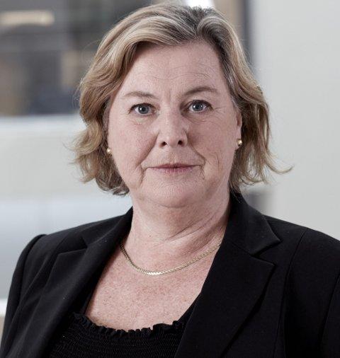 Elisabeth Realfsen er daglig leder av Finansportalen.