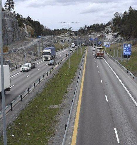 Nye Veier: Ønsker at den nye E18 mellom Tvedestrand og Bamble skal være uten tunneler.