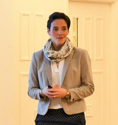 BYRJAR HJÅ ASKO: Ragnhild Strømmen Strand tek over som marknads- og logistikksjef hjå Asko.