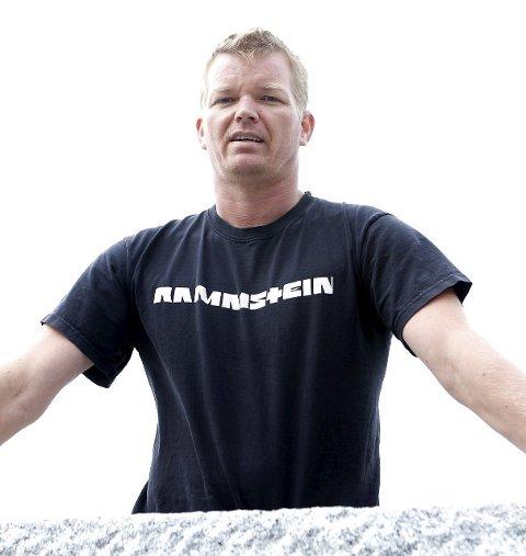 Norseman før Lofoten: 1. august skal Magnus Minde delta i Norseman. arkivfoto: jan kåre ness