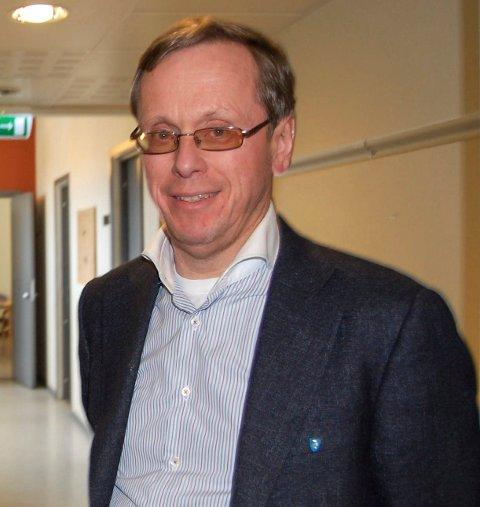 KAN LØSES: Kommuneoverlege Geir Korsmo mener ventelisten kan løses.