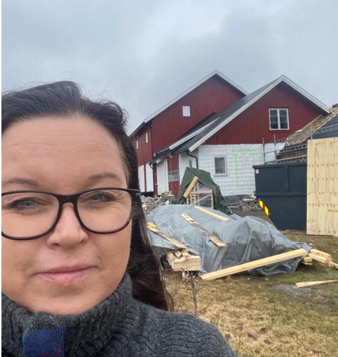 ET ANNERLEDES ÅR: Rektor Guro Rimstad ser fram til å gjøre noe helt annet.