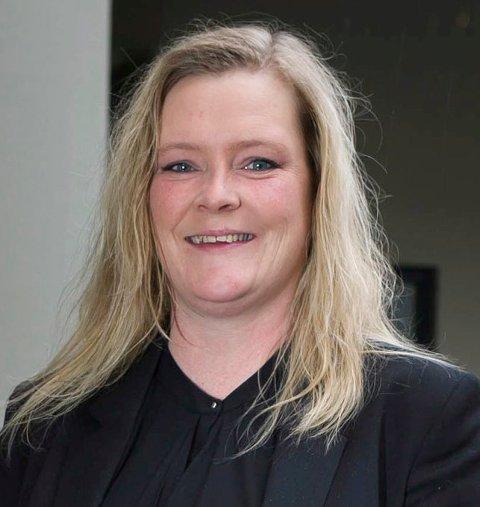 Anne Sandum (Ap) stilte spørsmål om Ringeriksbanen til Ketil Solvik-Olsen.