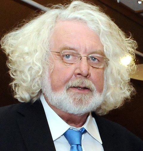 MEST LÅNT:  Edvard Hoem er forfattaren som er mest utlånt frå Surnadal folkebibliotekt.