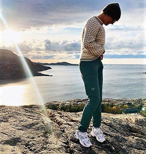 Lyst: Kristin Holmen ser lyst på framtida og fotballen igjen, etter et år som har vært tøft både fysisk og mentalt.