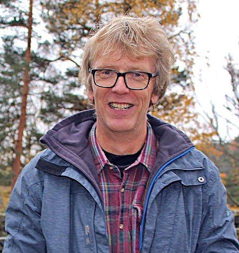 MARKAKJENNER:  Even Saugstad har gitt ut flere bøker om Marka.