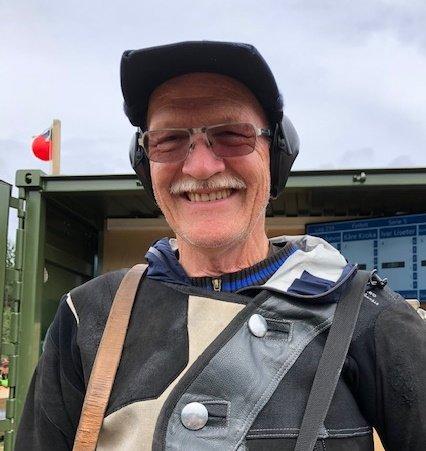 Ivar Liseter (74) er blitt dobbelfinalist på årets Landsskytterstevne.