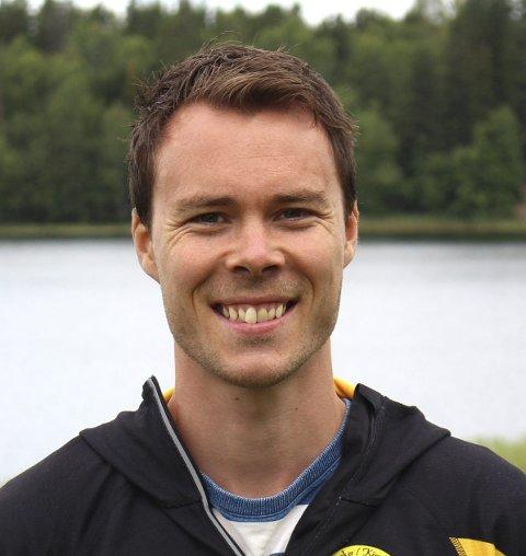 TILBAKE: Thomas Roth løp sitt første stevne i helgen. Foto: Veronika Sletta