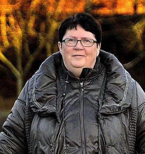 NYE OPPGAVER: Etter ett år som fylkesordfører og mangeårig komitéleder får Inger Christin Torp nye oppgaver i fylkespolitikken.