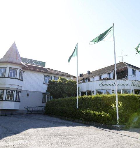 Smaalenene hotell ble solgt for 12 millioner kroner.