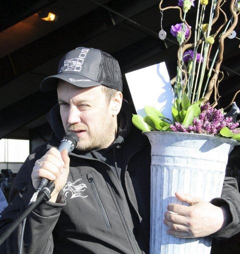 KOMMER: Jan Erik Aasbø Glåmen er blant foredragsholderne når Surnadal Sparebank inviterer til landbrukskonferanse.