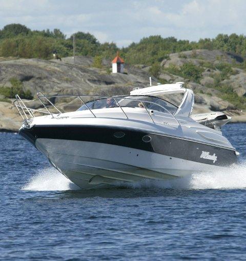 Båtliv: Politikerne synes det er greit med høyere promillegrense til vanns enn til lands. llustrasjonsfoto: Terje Bendiksby / SCANPIX