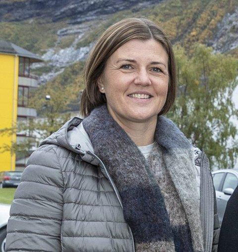 Informasjonsleder: Sigrun Rødset i Sunndal kommune.