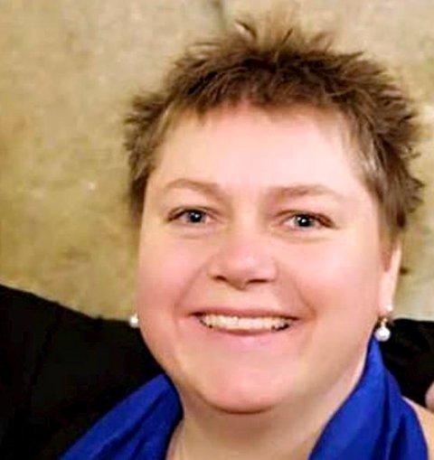 POSITIV: Av venner hylles 40-årsjubilant Monika Tollefsen for sin livsglede og positivitet. FOTO: PRIVAT
