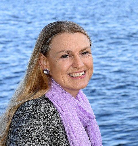 Grete Wold, fylkesleder Vestfold og Telemark SV