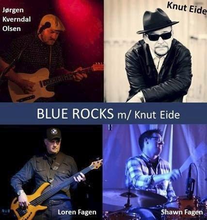 Blå toner: Lørdag 23 februar er det duket for blå toner med Knut Eide i regi av Hagan bluesklubb.