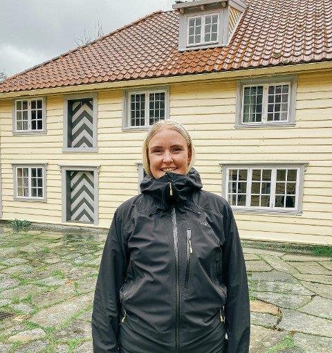 REISELIVSVINNAR: - Florø kan bli ein reiselivsvinnar i Fjordkyst-regionen i åra som kjem, trur sals- og marknadsansvarleg i Fjordkysten, Lillian Herland.