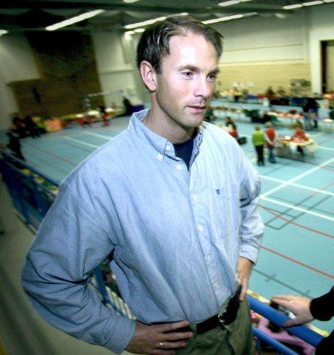 Slått seg opp: Rune Haugan har slått seg stort opp som eier for det private barnevernsselskapet Tiltaksgruppa Fokus AS. Bildet er fra tidlig 2000-tallet – og er et av svært få bilder som finnes av Haugan.
