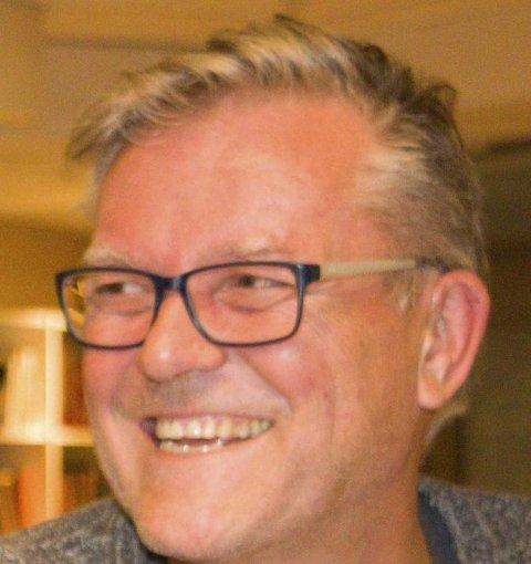 TAPTE:  Johan Aas var foreslått som fast medlem i Frps sentralstyre, men tapte kampvoteringen.