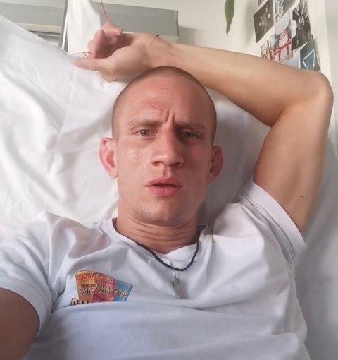 ÅPEN OG ÆRLIG: I en video på Instagram forteller Geir Kåre Cemsoylu Nyland om veien videre etter ryggmargsskaden.