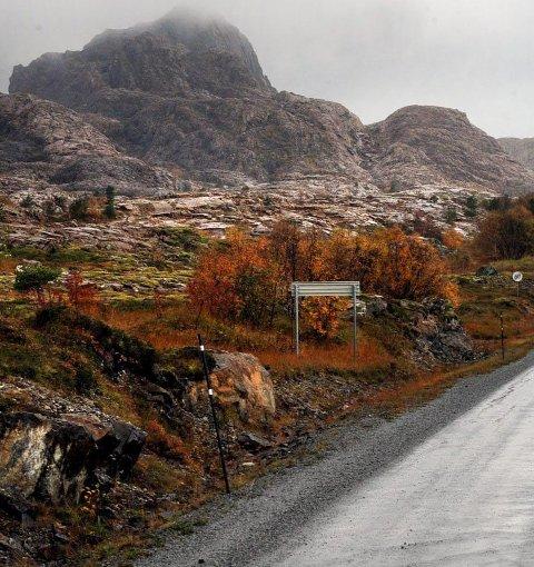 UNIK GEOLOGI: Det er den unike geologien på Leka som blir rosinen i pølsa på den båtruta som starter opp mellom Brønnøysund og Leka til sommeren.