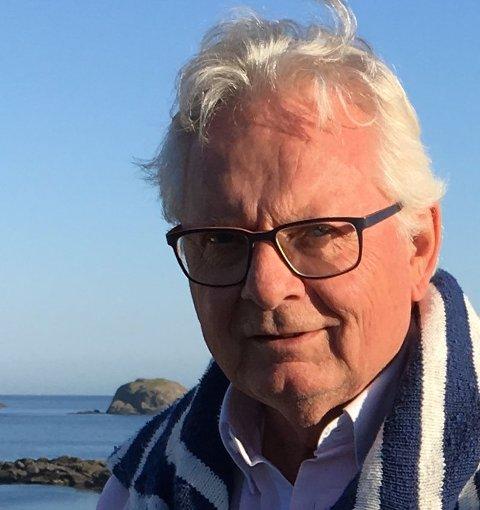 Johan Velten, organisasjonskonsulent, forfatter og tidligere smithevenn