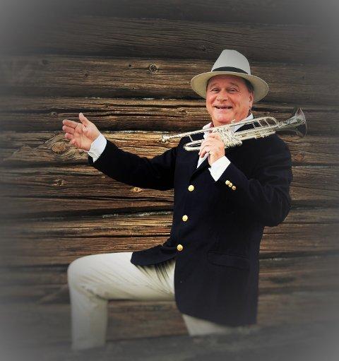 Kai Robert har komponert og forfattet ny melodi til Vebjørn Sands Roseslott i Holmenkollen