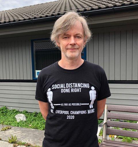 NY POSITIV TEST; Teis Qvale, smittevernlege i Haugesund, kan søndag fortelle om nytt koronasmitte i samme husstand.