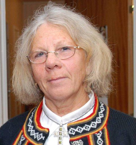 ERNA-BREV: Astrid A. Daniloff har sendt en epost til statsminister Erna Solberg.