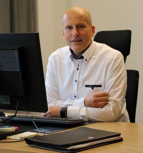 Administrerende direktør i Flexit, Knut Skogstad.