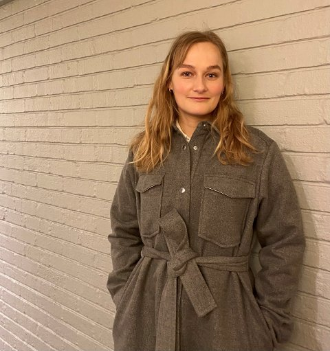 FEKK JOBBEN: Det var mange om beinet, men Karoline Søvik Myklebust (29) vart vurdert som den sterkaste søkjaren.