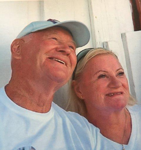 Ellen Hertzberg og Trygve Andreas Bernhardsen fikk 17 år sammen.