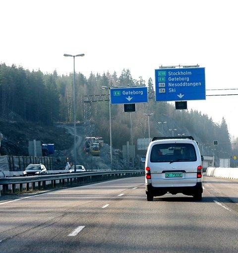 225 biler ble kontrollert på Vinterbrosletta.