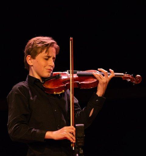 FIKK STIPEND: Tor Michael Gilliam-Sæther har fått årets stipend fra Innlandet musikkråd.