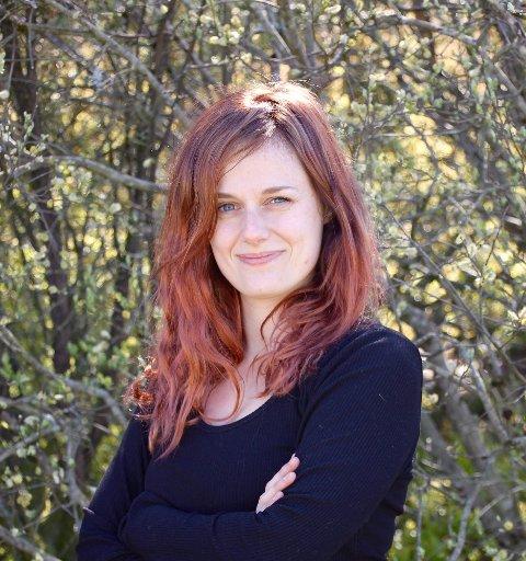 STYRKE KOLLEKTIVTRANSPORTEN:  Yvonne Ekrene Lien (29), støtter partikollega Arild Hermstad. Hun ønsker å se at midlene som etter planen skal finansiere nye Rogfast, heller blir brukt til å styrke kollektivtransporten lokalt.