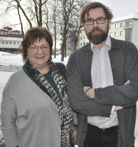 FRAFLYTTING: May Valle møter som vararepresentant for Arne Ivar Mikalsen i fylkestinget neste uke. Det benytter Venstre-veteranen til å fremme en interpellasjon der hun gir fylkesrådet en god del av skylda for fraflyttingen fra Nordland.