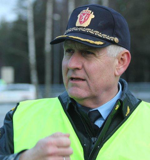 UP-sjef Runar Karlsen: – Slurv med å fjerne is og snø før kjøring kan bli dyr latskap!