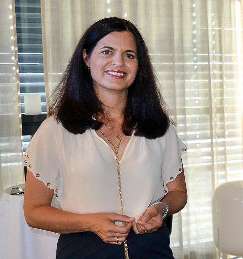 NY JOBB: Regiondirektør i NHO Viken Oslo, Nina Solli, gleder seg til å starte i ny jobb som administrerende direktør i byggenæringens Landsforening, BNL.