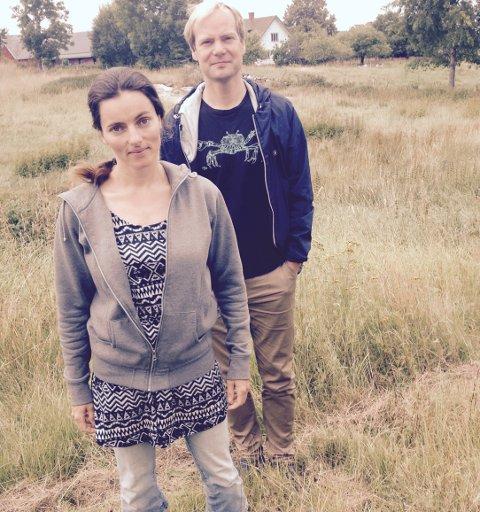 INNTEKTSVIKT: Musikerparet Maja S. K. Ratkje og Frode Haltli fra Svartskog fikk plutselig inntekstsvikt da koronaviruset rammet Norge.