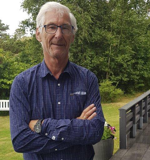 NY STYRELEDER: Geir Grumheden er valgt som styrelder i Krossobanen AS