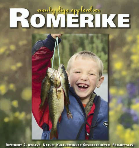 Sommerserie: Reportasjen er basert på RB-artikler og boka «Romerike – eventyrlige opplevelser» (2016) av Øystein Søbye og Ola Einbu. Boka er en guide til naturperler, friluftsliv, kulturhistorie og severdigheter på Romerike.