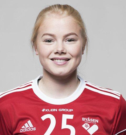Mathilde Holck er klar for Sola.