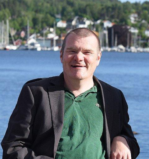 Fylkestingskandidat Kristian E. Sommerseth