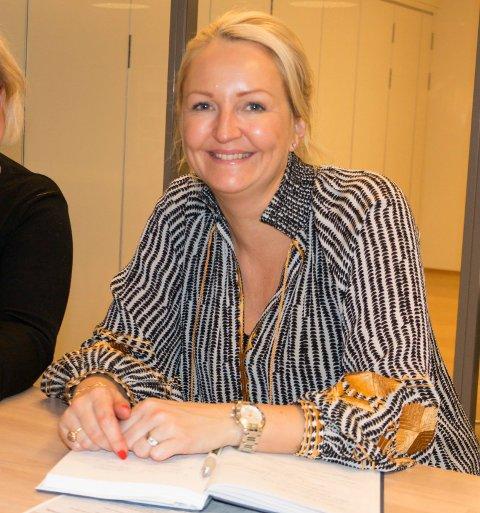 OFFENTLIGGJØRING MANDAG: Daglig leder i Klosser Innovasjon Kongsvinger, Kjersti Wangen, sier at hvem som blir den nye turistsjefen blir offentliggjort mandag.